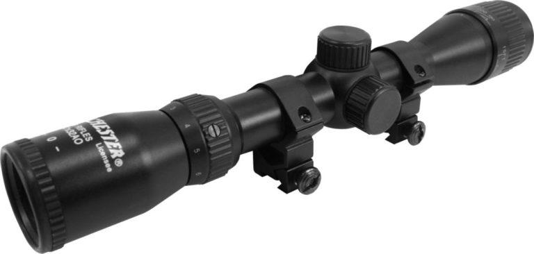 Best Air Rifle Scopes Buying Guide