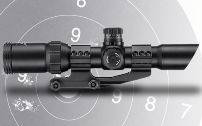 Best 1-4x Scope Buying Guide