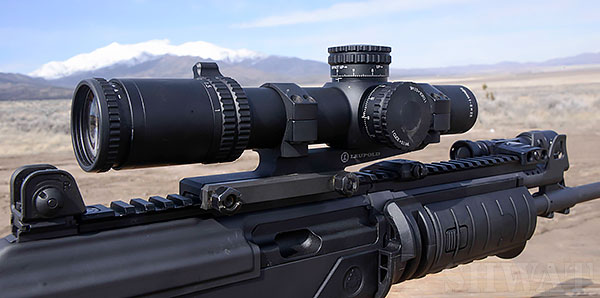Best 1-8x Scopes Buyers Guide