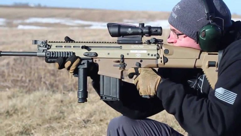 Best Scope For Scar 17 On The Market