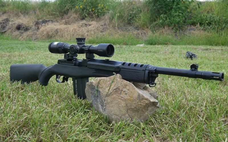 Best Scopes for Mini 14 Ranch Rifles Buying Guide