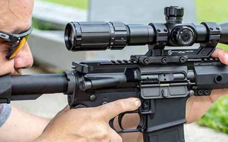 Best Scope For AR 10 Buying Guide
