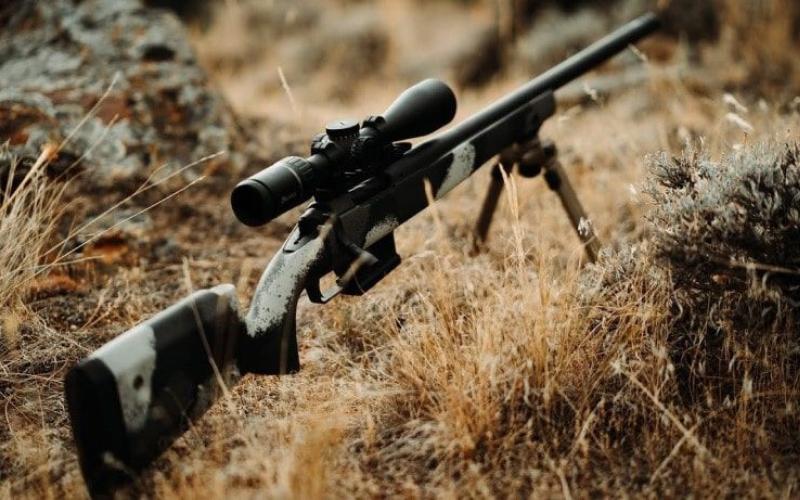 burris fullfield ii 3-9x40mm rifle scope guide
