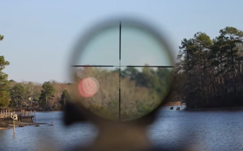 burris scout 2 7x32mm rifle scope review