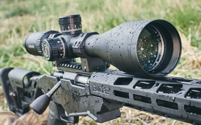 bushnell banner 3 9x40 rifle scope review