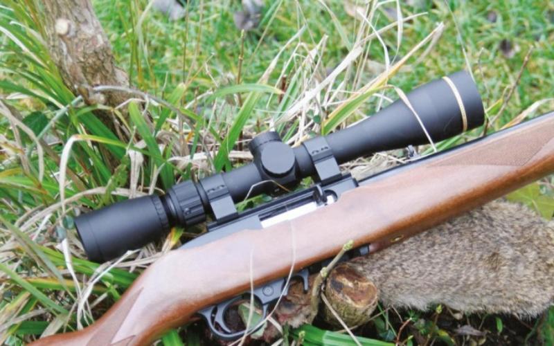 leupold vx 1 3 9x40mm rifle scope