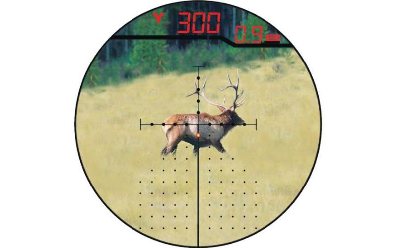 the burris 4-16x50mm eliminator iii laserscope ballistic riflescope guide