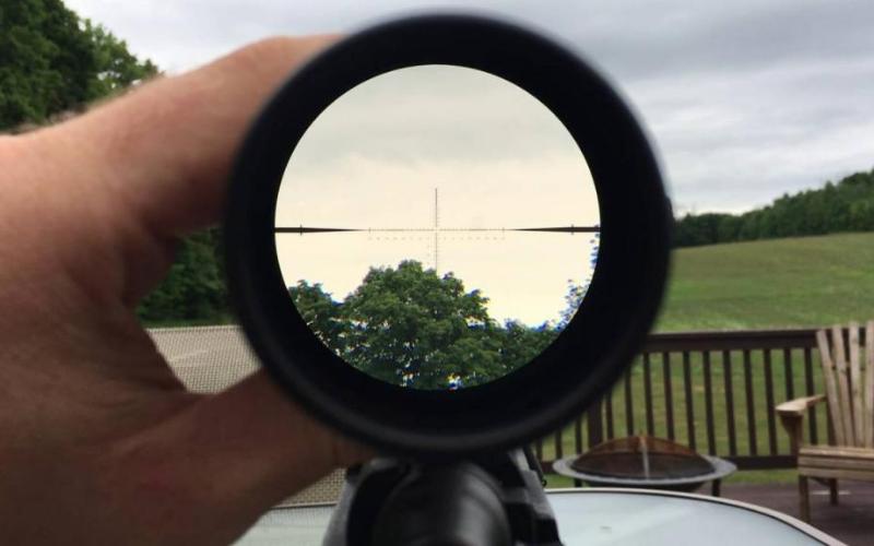 the burris fullfield ii 3-9x40mm rifle scope guide