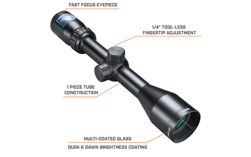 the bushnell banner 3 9x40 rifle scope