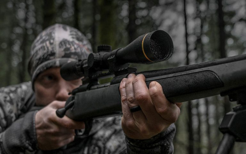 the leupold vx 1 3 9x40mm rifle scope review