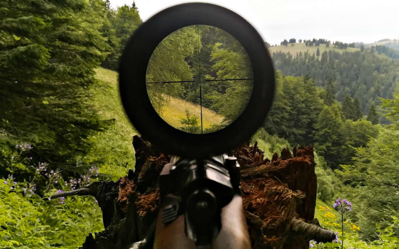 the simmons 22 mag 3 9x32 rimfire rifle scope review