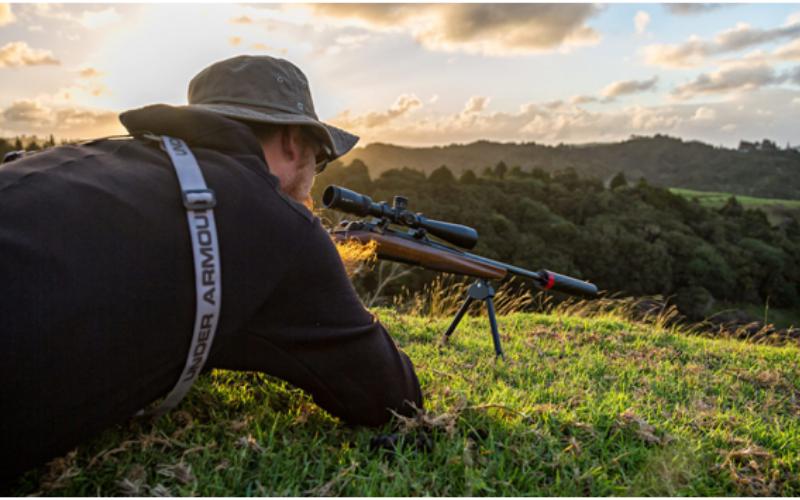 the vortex diamondback 4 12x40mm matte riflescope