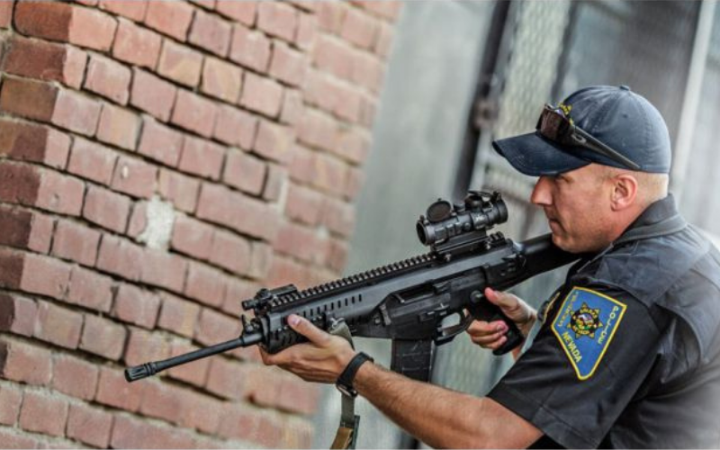 burris ar-332 3x32mm prism red dot sight review