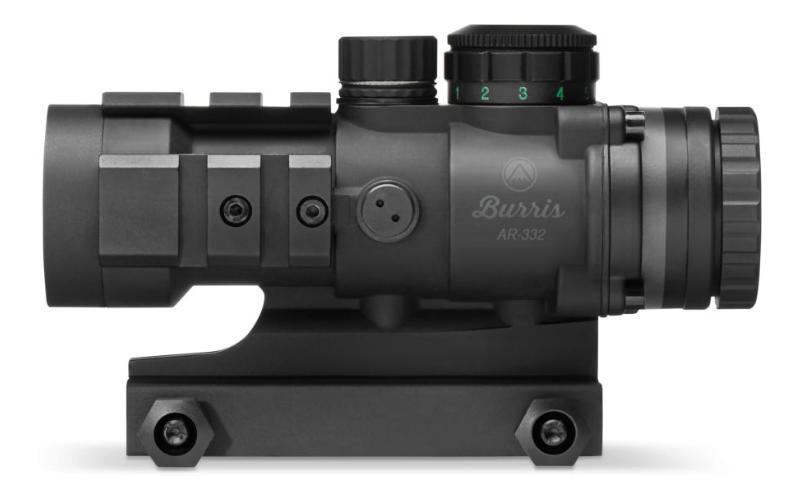 burris ar-332 3x32mm prism red dot sight