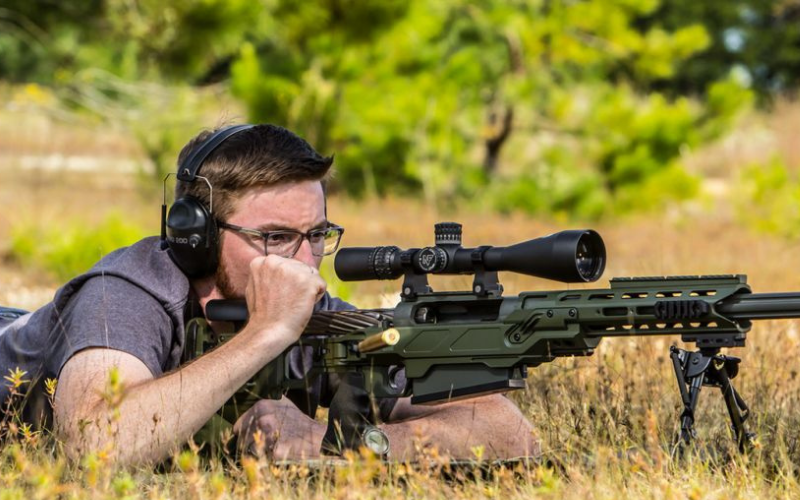 nightforce optics nxs 5 5-22x56mm rifle scope review