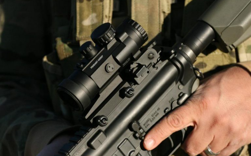 primary arms 2 5x compact ar15 scope review