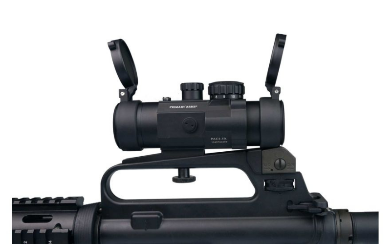 primary arms 2 5x compact ar15 scope