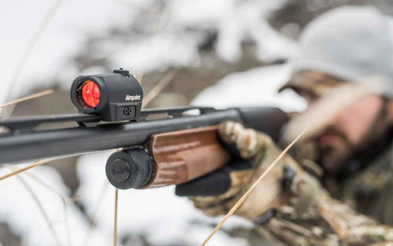 red dot vs reflex sights