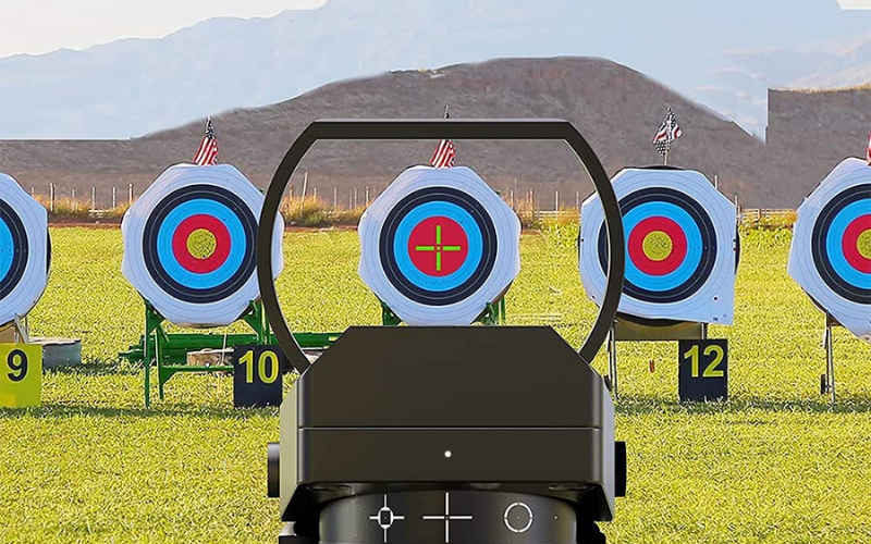 the red dot vs reflex sights