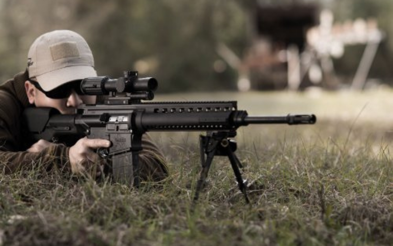 the trijicon vcog 1 6x24 riflescope