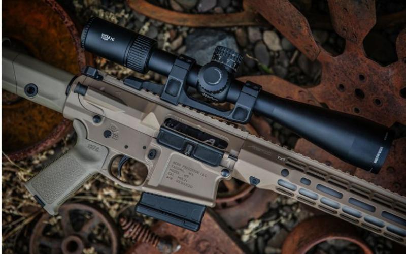 the vortex optics viper pst gen ii rifle scope reviews