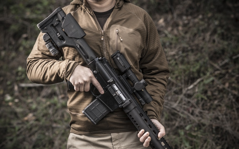 trijicon vcog 1 6x24 riflescope review