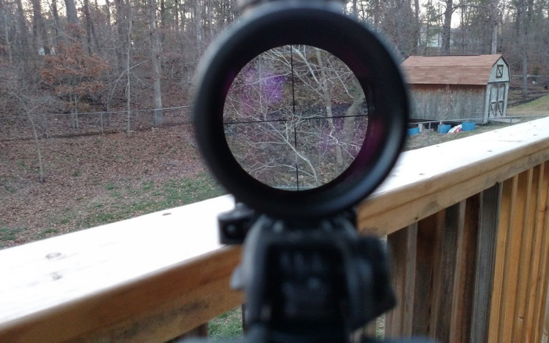 vortex crossfire ii 2 7x32 riflescope review