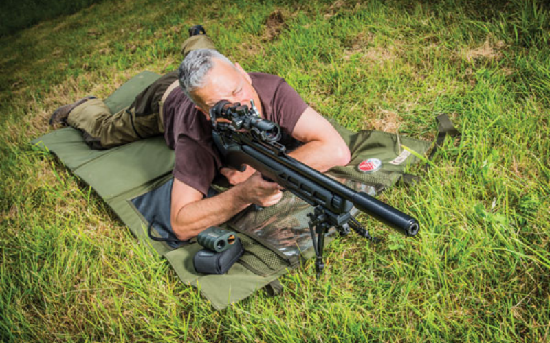 what distance to zero air rifle scope guide