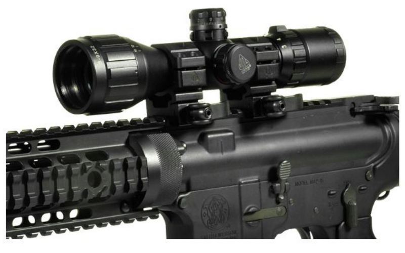 utg bugbuster 3 9x32mm rifle scope review