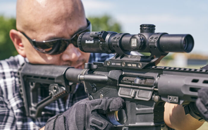 best m4 scope and optic