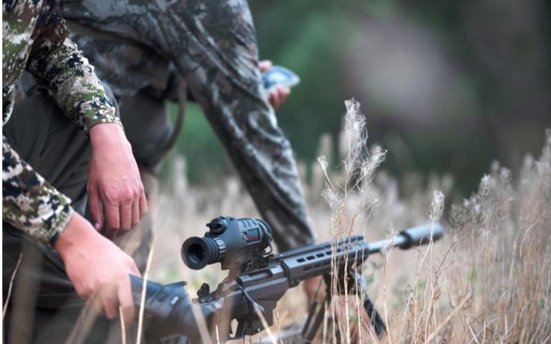 best scope for hog hunting