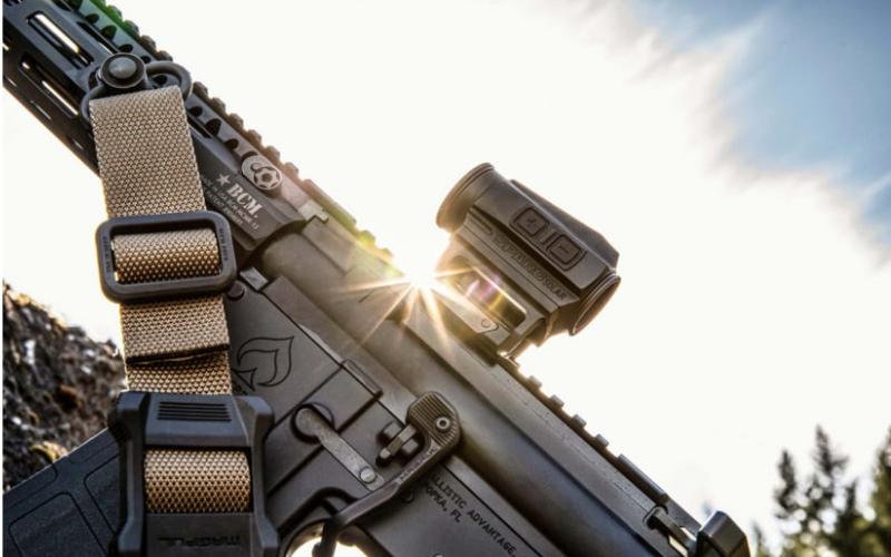 best 3 gun scope and optic