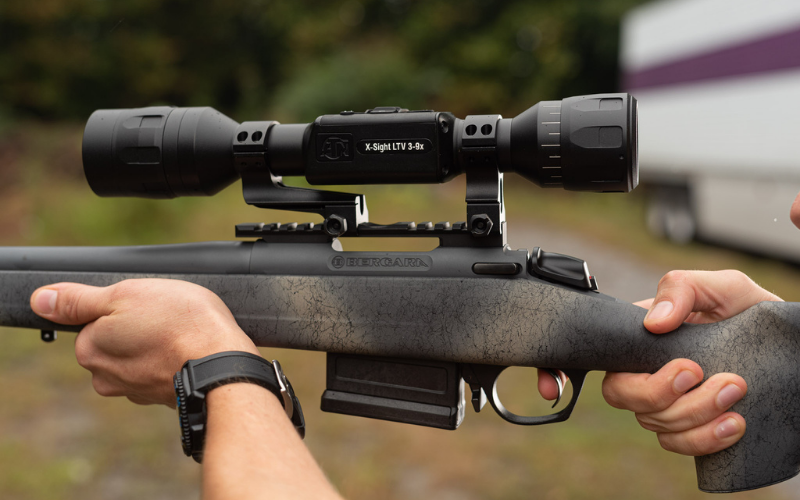 best atn rifle scope