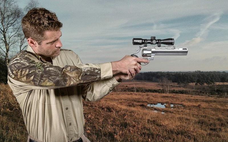 best handgun scopes optics