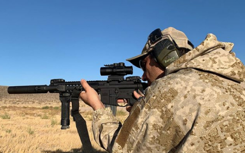 prism scopes sights
