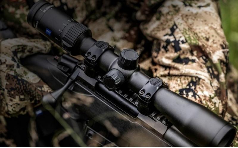 zeiss rifle scope